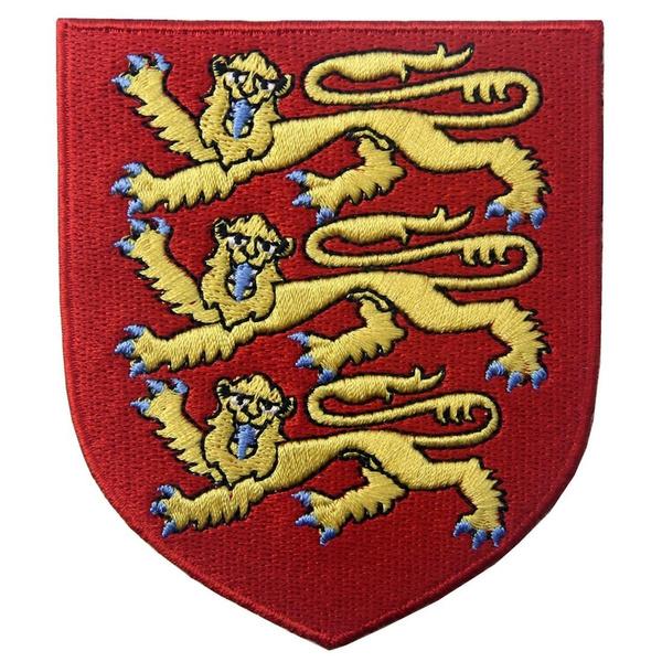 England, badgesemblem, patchesforclothe, Coat