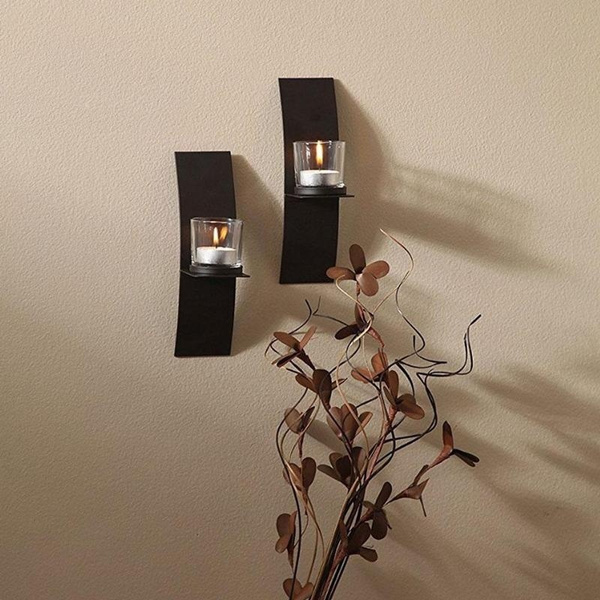 Candleholders, Decor, art, Home & Living