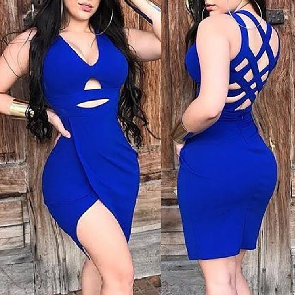 Blues, Club Dress, Fashion, Evening Dress