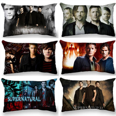 case, Decor, Classics, supernaturalpillowcase