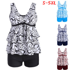 Plus Size, Fashion, Swimwear, Swimsuit