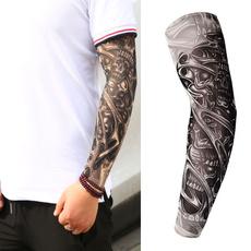 slipontattoosleeve, tattoo, skull, Sleeve