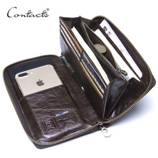 coffeeleatherwallet, Capacity, Phone, leather