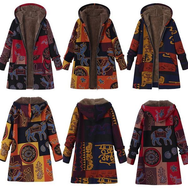 Jacket, Fleece, hooded, women39sfashion
