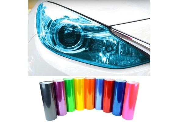 1M x 30CM Pearl Car Headlight Fog Light Tint Film