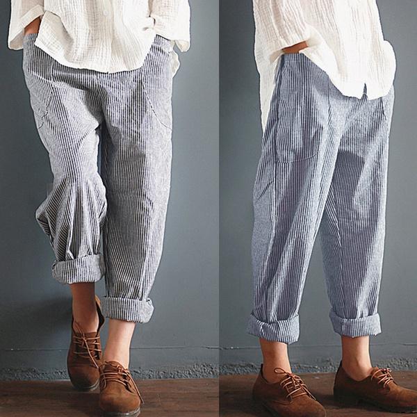 Fashion, cottonpant, patanlon, Casual pants