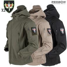 ourdoor, tacticalmilitaryjacket, warmjacket, Hoodies