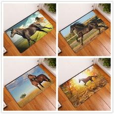 horse, Mats, Home & Living, Floor Mats