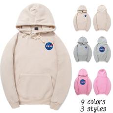 Couple Hoodies, pullover hoodie, nasahoodie, casualhoodedsweatshirt