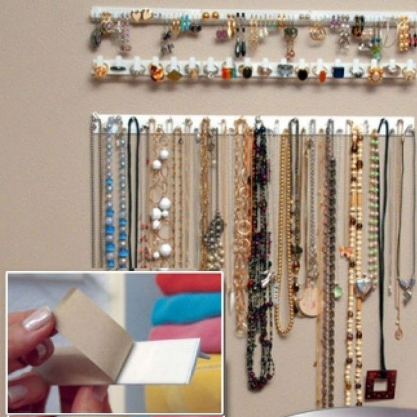 jewelryhook, Adhesives, Wall Mount, Necklace