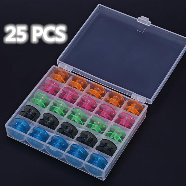 homeaccessory, case, bobbinstoragebox, Colorful