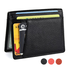 wallets for women, minimalist, leather wallet, Pocket