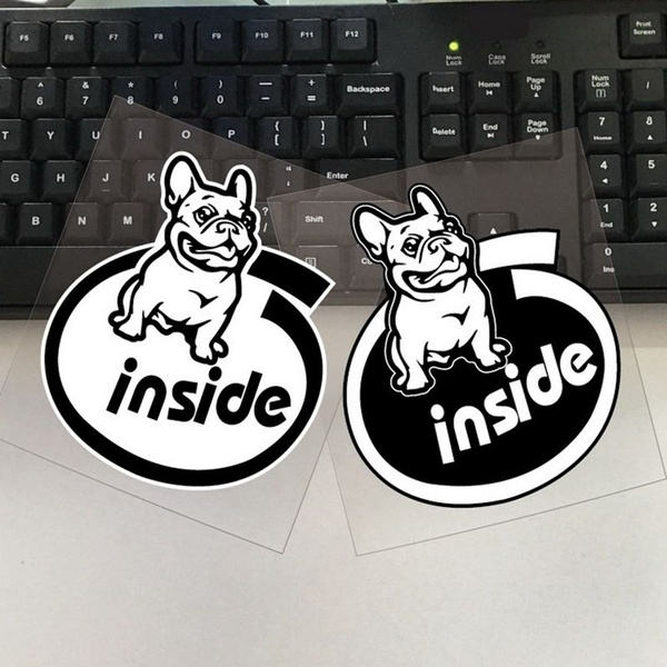 frenchbulldogsticker, luggagesticker, dogdecal, Dogs