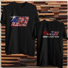 Mens T Shirt, shortsleevestshirt, Moto GP, Cotton T Shirt