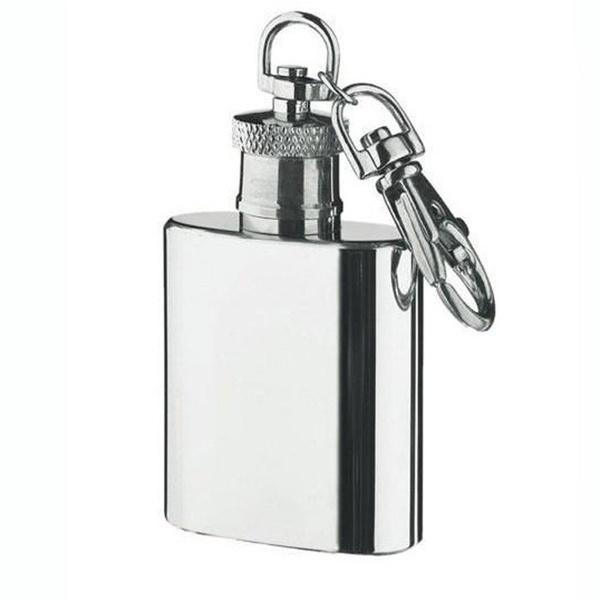 Steel, Mini, Key Chain, Alcohol