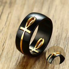 ringsformen, ankhring, wedding ring, Egyptian
