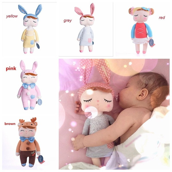 plushbabytoy, metoo, Plush Doll, Toy