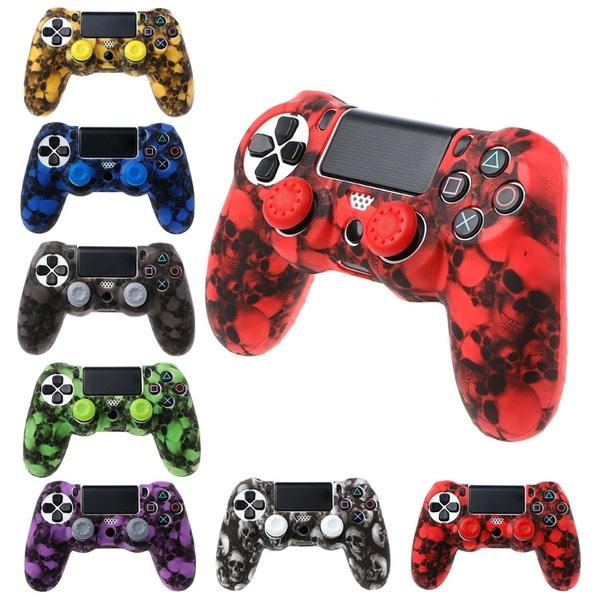 case, joystickcap, forps4pro, siliconecover