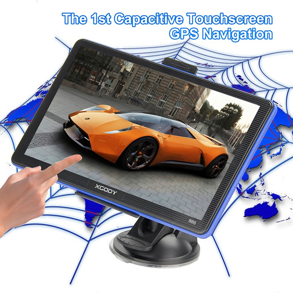 Touch Screen, Gps, Cars, cardvr