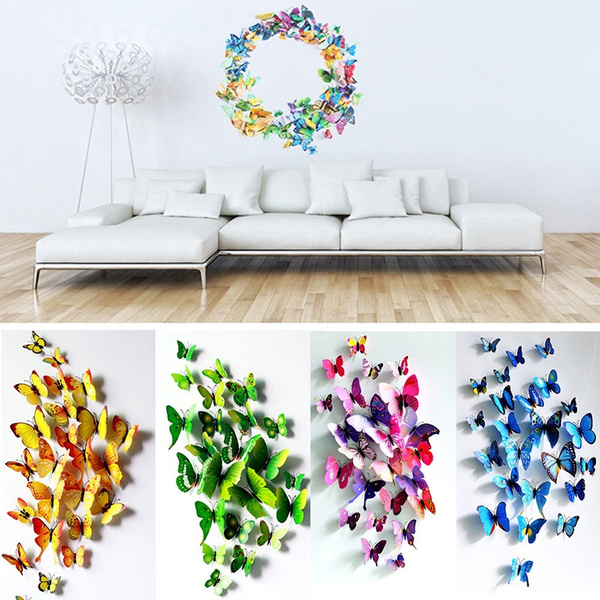 butterfly, Home & Kitchen, Decor, Home Decor