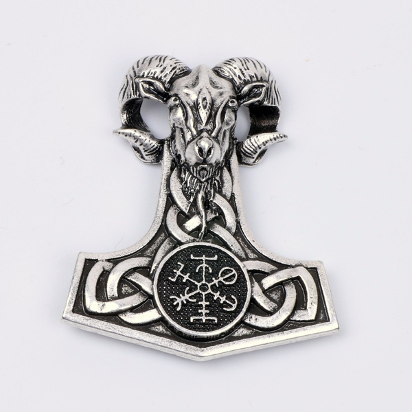 knotwork, Skeleton, Gifts, mjolnir