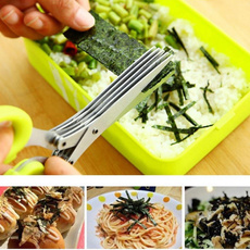 Sushi, Herb, Tool, Stainless Steel