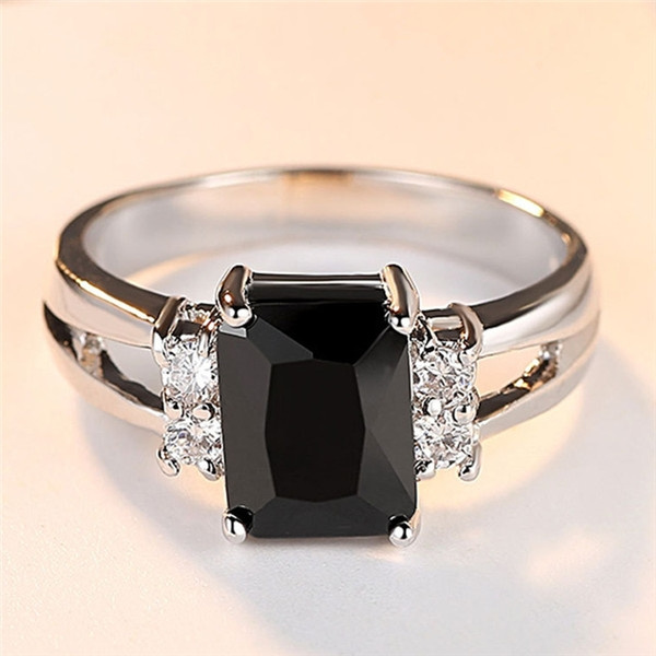White Gold, crystal ring, gold, cubiczirconiaring