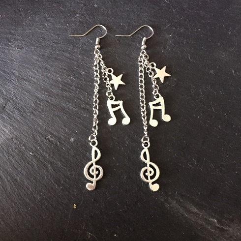 monogram, Girlfriend Gift, Dangle Earring, Jewelry