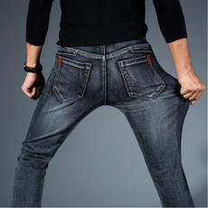 men's jeans, Plus Size, Men's Fashion, causalpant