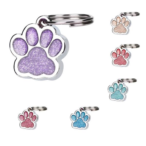 paw, Pets, Glitter, Xmas