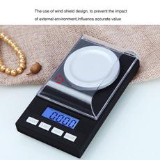 Mini, Scales, digitalweightscale, Jewelry