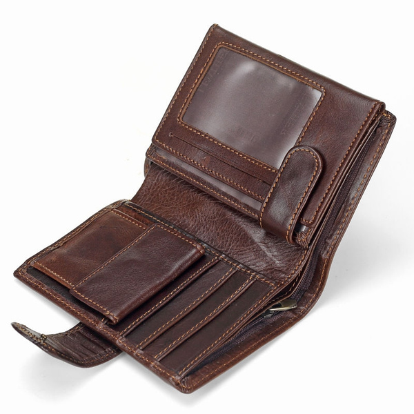 case, leather wallet, leather, Vintage
