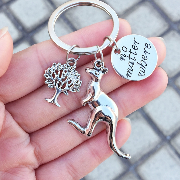 foreverandalway, Key Chain, bff, Gifts