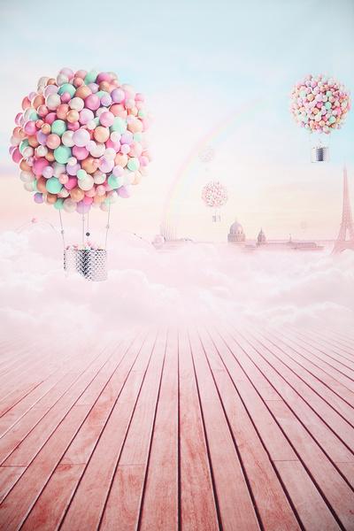 pink, hotairballon, ballon, festivalcelebration