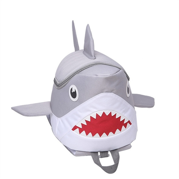 Kindergarten bags, Shark, Shark Backpack, Kids' Backpacks