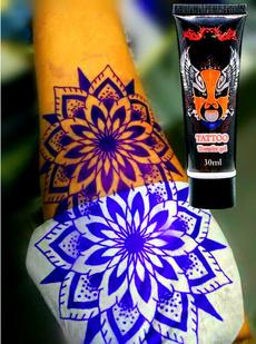 tattoopastecream, bodypainting, Tattoo Supplies, mildformula