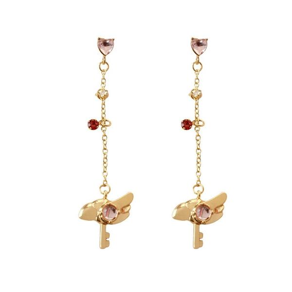 Jewelry, cardcaptorsakura, Earring, cardcaptorsakuraearstud