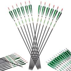 Archery, Hunting, materialcarbon, bowandarrow