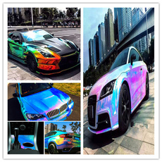 rainbow, neochromevinyl, Holographic, chromerainbowvinyl