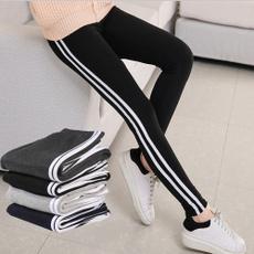 Leggings, Fashion, Yoga, Elastic