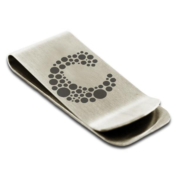 monogram, Steel, Fashion, Jewelry