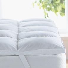 mattresstopperspad, hypoallergenic, Home & Living, bafflebox