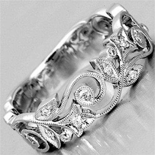 Sterling, 925 sterling silver, Women Ring, Cocktail