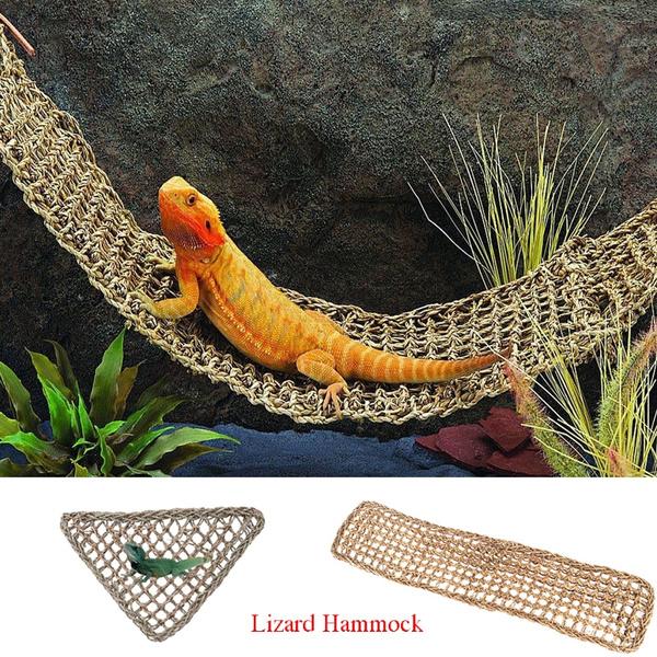meshnethammock, Grass, swinghammock, reptileaccessorie