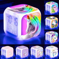 Toy, led, luminousclock, ledalarmclock