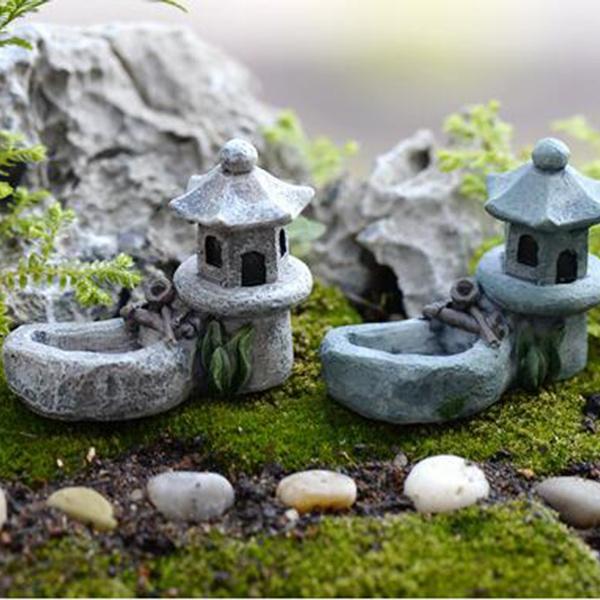 Mini, Decor, Garden, miniature