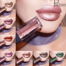 Lápiz labial, gold, lipgloss, Maquillaje