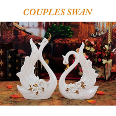 outlineingold, swan, winecabinetdecoration, Regalos