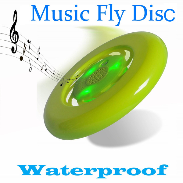 waterproofspeaker, Music, Flying, Pet Toy