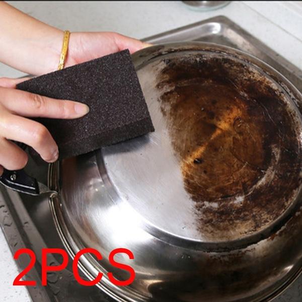 cleantool, Cleaner, carborundumsponge, Pot